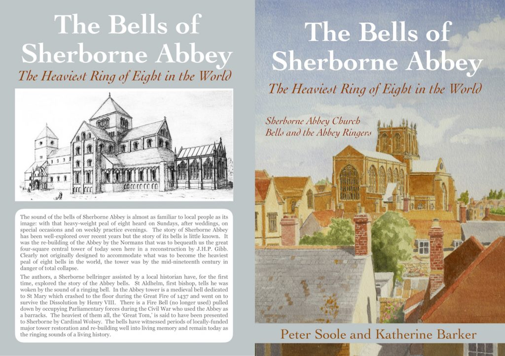 The Bells of Sherborne Abbey - Book Cover Image
